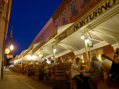 Cozy places to have a bite in Zagreb