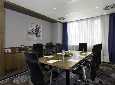 Double Tree by Hilton Zagreb Conference Facilities