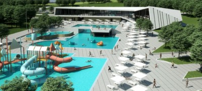 New Water Park to Open Near Zagreb